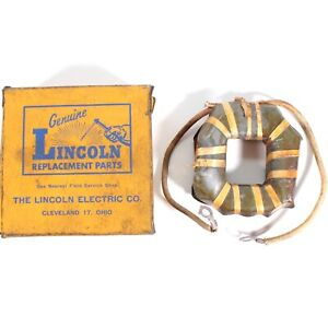 Lincoln Electric Welder M2 2 Coil New Old Stock