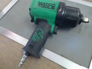 Matco 1 2 High Power Composite Green Impact Wrench