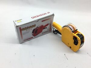 8 Digits Price Numerical Tag Gun Label Maker Mx5500 Eos With Sticker Labels In