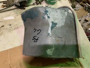 1966 Chevrolet Impala Passengers Side Rear Fender Extension