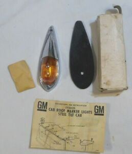 Nos 1963 87 Chevy Gmc Truck Cab Clearance Light 2234525