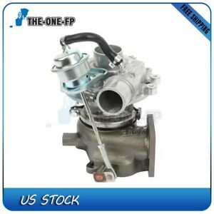 Turbo Charger For For 1996 Mazda B2500 1999 2003 Ford Ranger Double Cab 2 5l