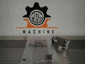 Phd Grw13 1 6 Pneumatic Gripper 6598918 Used With Warranty See All Pictures