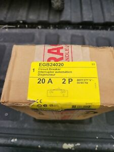 Egb24020 Square D New In Factory Sealed Box Free Shipping