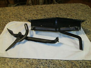 1947 1953 Chevy Gmc Pickup Truck Original Top Cowl Vent Assembly