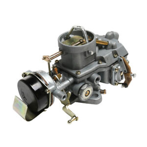 Autolite 1100 Carburetor 1964 1969 Ford Mustang Falcon 6cyl 170 200 Cid Engines