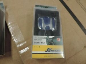 Honda Steering Wheel Emblem Blue