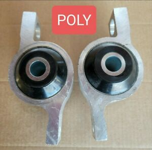 2 Front Lower Control Arm New Poly Bushings Is250 Is350 Gs300 Gs350 Isf Gsf 85d