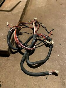Speed Queen Huebsch Stack Dryer Complete Harness Assy For Jto 300 Dfg Used