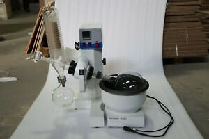 Re 2000a Digital Display Rotary Evaporator Electric Lift Lab Evaporators 110v 2l