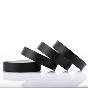 4 Pack Black Electrical Tape Waterproof And Flame Retardant Weather Resistant