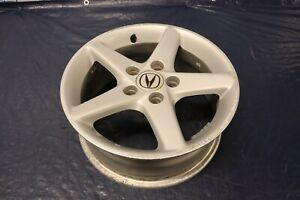 2002 04 Acura Rsx Type S K20a2 Oem Wheel 16x6 5 45 Offset Curb Rash 4478 1 2
