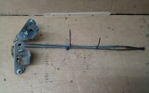 1996 1998 2004 Ford Ranger Tail Gate Latches With Rods 170 01628 Flareside
