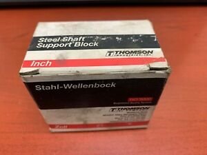 New In Box Set Of 2 Thomson Sb12 Shaft Support Block
