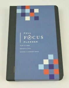 Full Focus Planner New Without Box