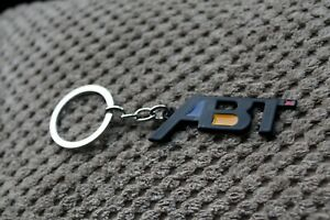 Abt Sportsline Tuning Keychain Made Of Steel For Audi Volkswagrn Vw