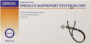 Omron Sprague Rappaport Stethoscope 416 22blk 1 Each