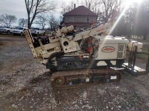 Geoprobe 7822 2010 Ams Drill Rig Direct Push Auger