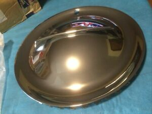 15 Hollywood Flipper Chrome Custom Hot Rod Hubcap Wheelcover Set Of 4