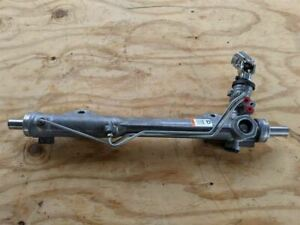 2007 2009 Ford Mustang Shelby Gt500 Power Steering Rack And Pinion Oem