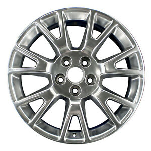 Oem Reconditioned 19x8 5 Alloy Wheel Polished Full Face 560 4671
