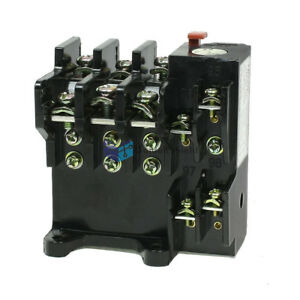 Jr36 20 3 Phase 1no 1nc Range Electric Thermal Overload Relay 6 8 11a kd