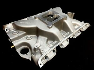 Blue Thunder Ford Fe C6ae 9425 h 4 Barrel 427 Medium Rise Intake Manifold