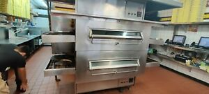 Middleby Marshall Ps 360s 2 Double Stack Natural Gas Conveyor Pizza Ovens