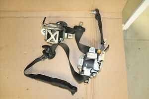 2012 2015 Honda Civic Si Coupe Front Right Left Seat Belts Driver Passenger