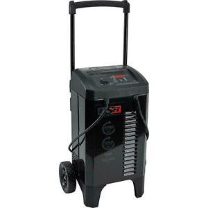 Schumacher Dsr131 Automatic Wheeled Battery Charger 6 Or 12 Volt 250 Amp