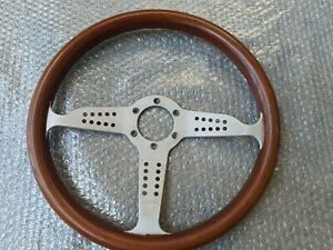 Momo Wood Steering Wheels Classic Vintage