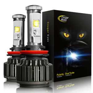9006 Led Headlight Bulbs For Ford Expedition 2003 2006 Explorer 2004 2005 Lights
