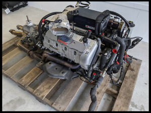 48k Kenne Bell Supercharged 2003 2004 Ford Mustang Cobra 4 6l T56 Trans Engine
