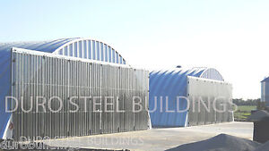 Durospan Steel 40 x70 x18 Metal Building 36 Hanger Stack Door Factory Direct