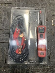 Power Probe 3 Voltmeter Test Light Continuity Relay Electrical Circuit Used