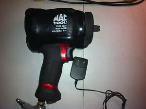 Mac Tools High Performance Led 1 2 Air Impact Wrench Mpf990501 tool Only