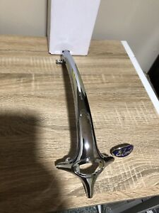1936 Ford Passenger Car Hood Ornament With Badge