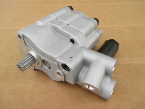 Hydraulic Pump For Massey Ferguson Mf 245 250 251xe 253 255 263 265 270 275 283