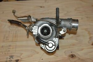 2007 2010 Mazda Cx7 Oem Turbo Charger No Shaft Play