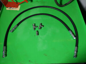 3 Point Hitch Install Kit For Case Ingersoll Three Point Hitches