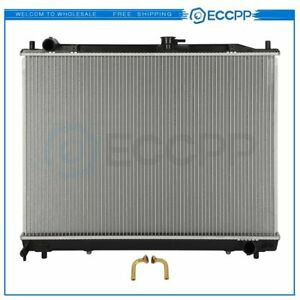 Aluminum Radiator For 2001 2002 Mitsubishi Montero 4 door 3 5l V6 Rad2468