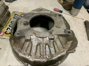 1973 78 Chevrolet Pickup Manual Bellhousing