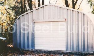 Durospan Steel 20x40x12 Metal Garage Home Auto Shop Building Kits Factory Direct