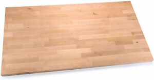 Butcher Block Birch Counter Top 27 X 60 X 1 5