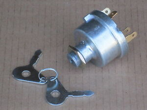 Ignition Start Switch For Ih International 354 454 464 484 574 584 674 684 784