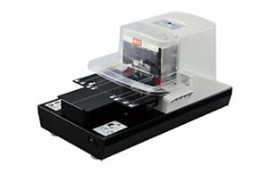 Max Electronic Stapler 110 Sheets Binding Stitch Eh 110f Fromjapan