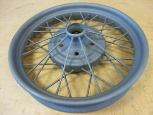 Wire Wheel 21 X 3 Model A Ford 5 On 5 1 2 Bolt Circle Antique