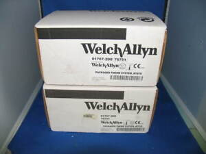 Welch Allyn 01767 200 Suretemp 76751 Oral Thermometer Kit For Use With 767 Unit
