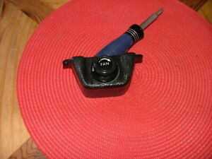 Vw Bus Vintage Fan Switch With Under Dash Mounting Bracket