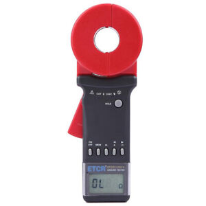 Etcr2100c Multi function Clamp Earth Resistance Tester kd